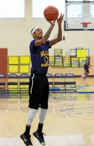 Upper Darby's Torey Green, returning to the Royals for his senior year, has helped the team storm out to an impressive start this season. (Julia Wilkinson)