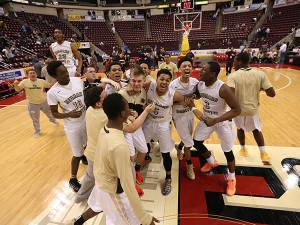 2015 PIAA AAA Boys Basketball Champions